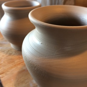 These vessels turned into mugs.