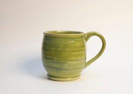 Perfect coffee mug. Holds 12 ounces!