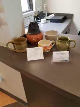October display at the Corrine Drive Counseling Center in Orlando.